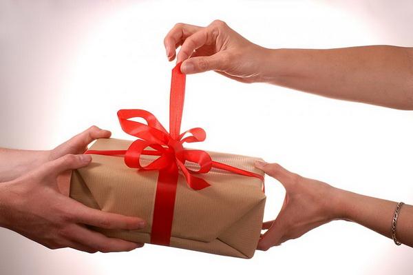 Что лучше получить в подарок 64